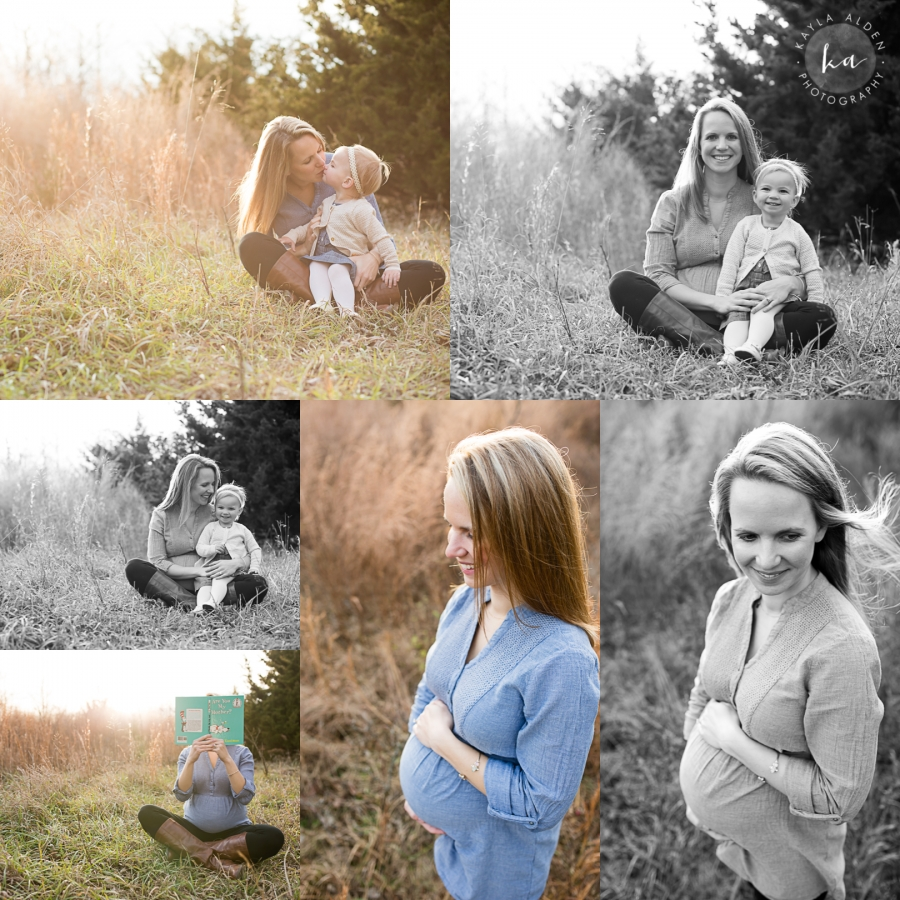 Maternity + Family Pictures // Kayla Alden Photography